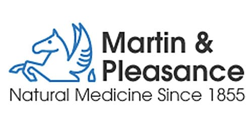 Martin Pleasance logo