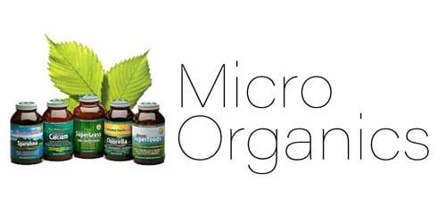 Micro Organics logo