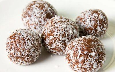 Rich Choc-Nut Protein Balls Recipe