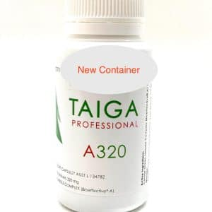 Taiga-60 new container