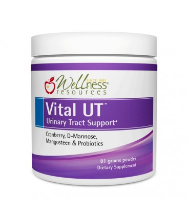 Wellness Resources Vital Urinary Tact Support supplement powder