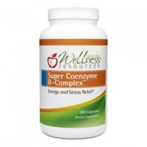 Wellness Resources - Super Coenzyme B Product Image