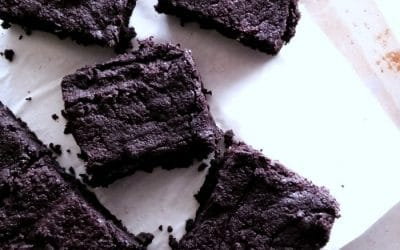 Rich Coconut Flour Chocolate Brownies
