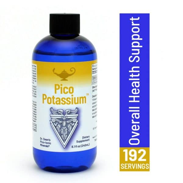 Dr Carolyn Dean's Pico Potassium product image