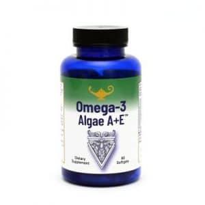 omega-3 algae A+E